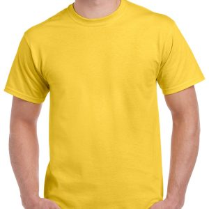 tricouri-simple-unisex-bumbac-marimi-mari-3xl-4xl-5xl-galben-daisy