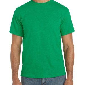 tricouri-simple-unisex-bumbac-marimi-mari-3xl-4xl-5xl-verde-irish