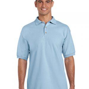 tricou-barbati-polo-gildan-albastru-deschis-3xl-4xl-5xl