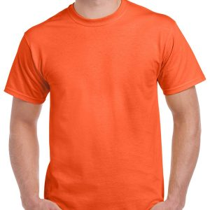 tricouri-simple-unisex-bumbac-marimi-mari-3xl-4xl-5xl-portocaliu