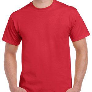 tricouri-simple-unisex-bumbac-marimi-mari-3xl-4xl-5xl-rosu