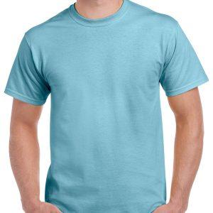 tricouri-simple-unisex-bumbac-marimi-mari-3xl-4xl-5xl-albastru sky