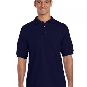 tricou-barbati-polo-gildan-albastru-navy-3xl-4xl-5xl