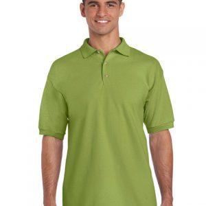 tricou-barbati-polo-gildan-verde-kiwi-3xl-4xl-5xl