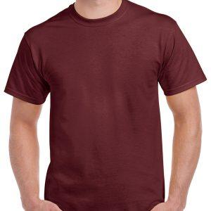tricouri-simple-unisex-bumbac-marimi-mari-3xl-4xl-5xl-maroon