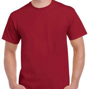 tricouri-simple-unisex-bumbac-marimi-mari-3xl-4xl-5xl-rosu-cardinal